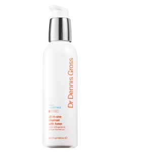 All-in-one Cleanser with toner-dr gross