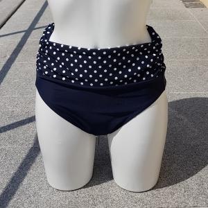 bikini trosor med hög midja