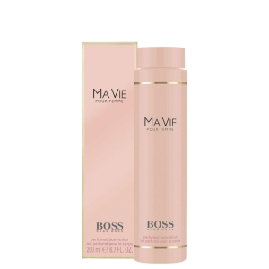 hugo boss ma vie body lotion